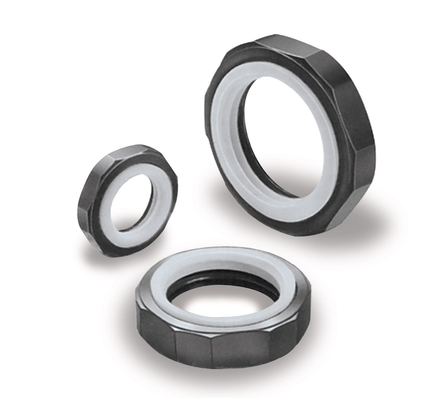 Miller Tru-Seal Pipe Thread Sealing Nuts